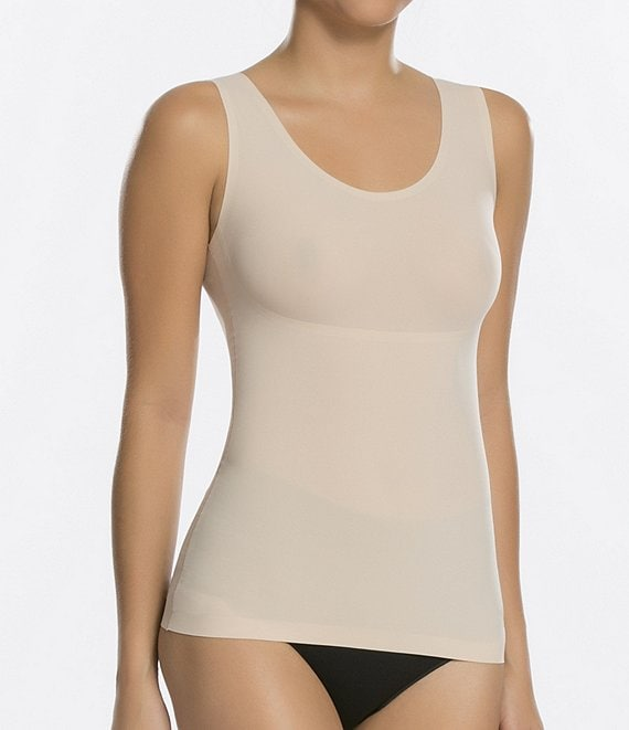 Color:Soft Nude - Image 1 - Thinstincts Tank