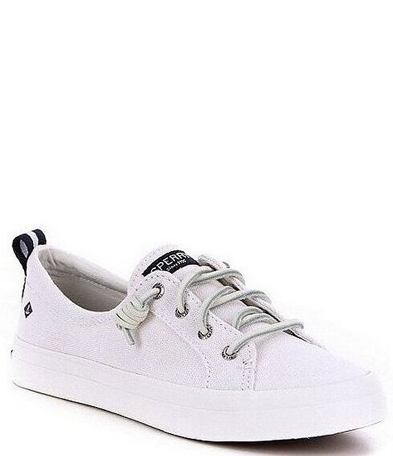 e80d982b9cb246 Sperry Crest Vibe Canvas Lace-Up Sneakers