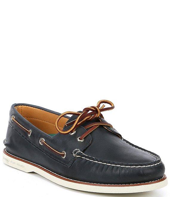 Sperry Men's Gold Boat Shoes   Dillard's