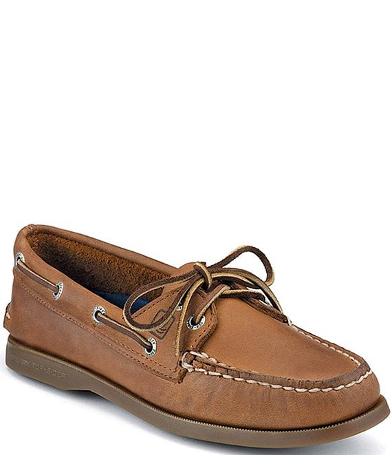 Color:Sahara - Image 1 - Top-Sider Authentic Original Women's Boat Shoes