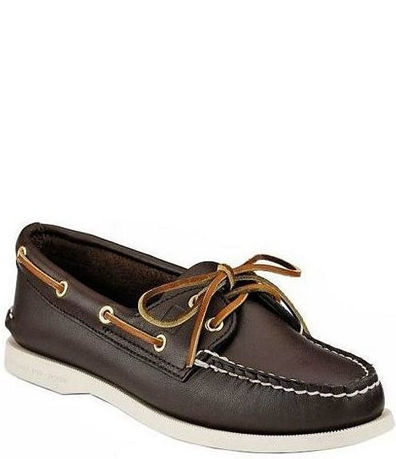 Sperry Top Sider Authentic Original 2 Eye Women S Boat Shoes