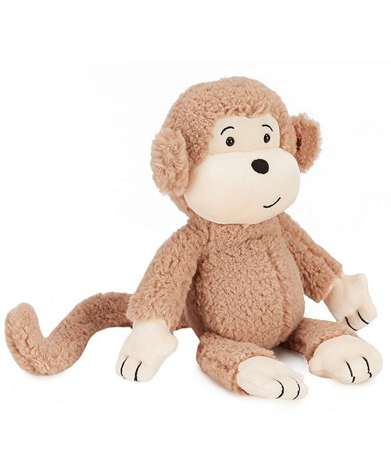 Steiff Brownie Monkey Plush - 12#double;