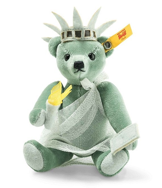 Steiff Great Escape New York Teddy Bear in Gift Box