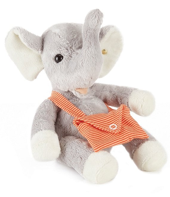 Steiff 10.2#double; Plush Poppy Elephant