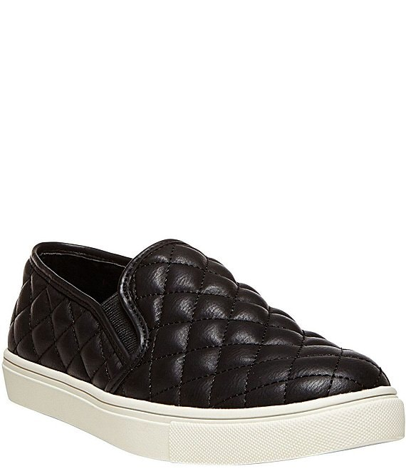 5a1b8e4db59 Steve Madden Ecentrcq Quilted Slip-On Sneakers