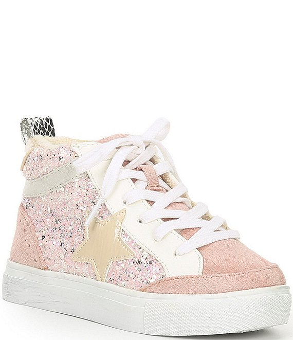 Color:Blush Multi - Image 1 - Girls' J-Redding Sneakers (Youth)