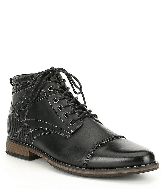 Steve Madden Men's Parkson Leather Chukka Boot