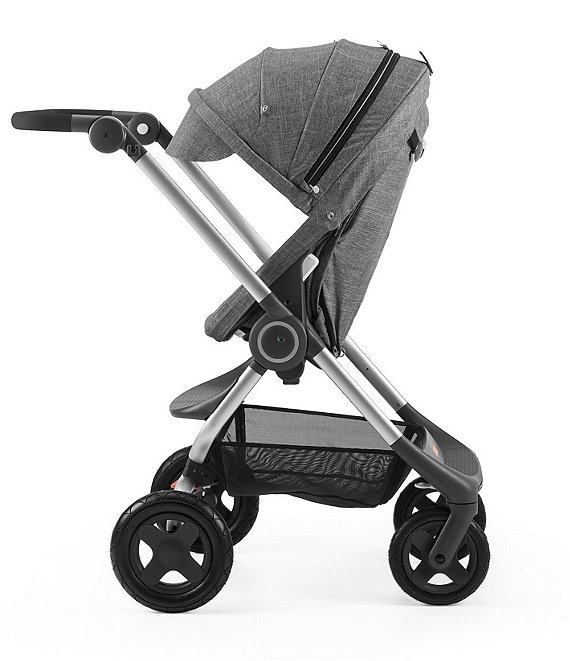 Color:Black - Image 1 - Scoot Compact Stroller