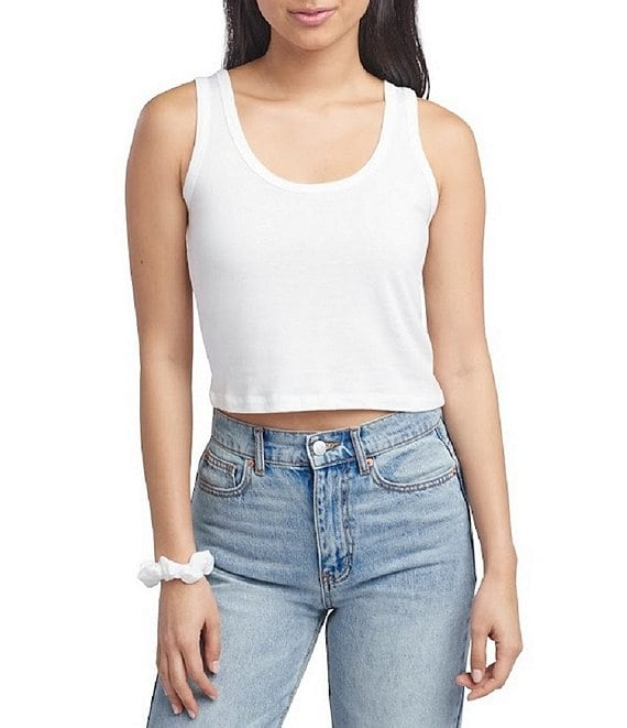Color:White - Image 1 - Sundown by Splendid Coordinating Del Ray Tank