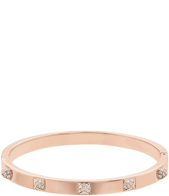 Color:Rose Gold - Image 1 - Tactic Bangle Bracelet