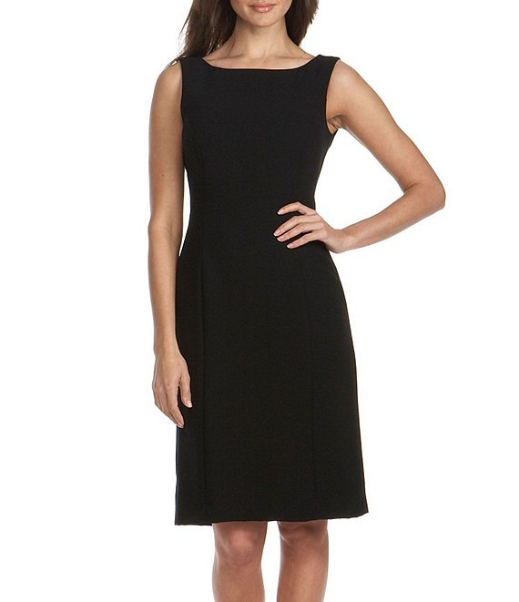 e4576c176bed Tahari ASL Sleeveless Crepe Dress | Dillard's