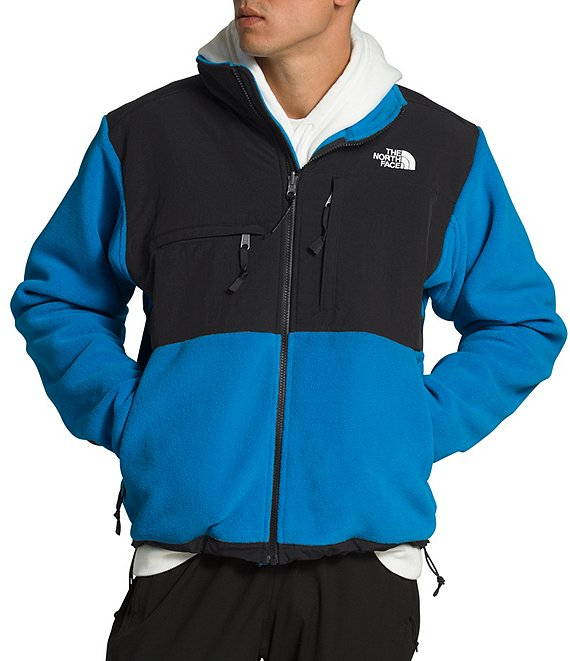 Color:Clear Lake - Image 1 - '95 Retro Color Block Denali Jacket