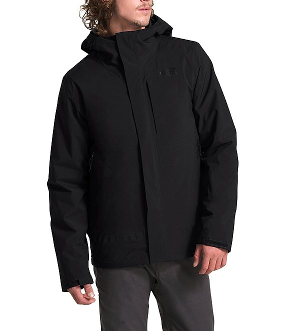 Color:TNF Black/TNF Black - Image 1 - Carto Triclimate® 3-in-1 Insulated Jacket