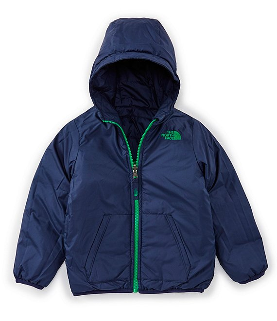 The North Face Little Boys 2T-6 Colorblock Reversible Perrito Jacket
