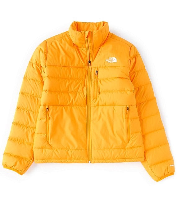 Color:Summit Gold - Image 1 - Out Aconcagua 2 Insulated Water Resistant Puffer Jacket