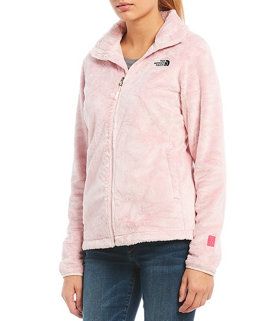 The North Face Pink Ribbon Osito Fleece Jacket
