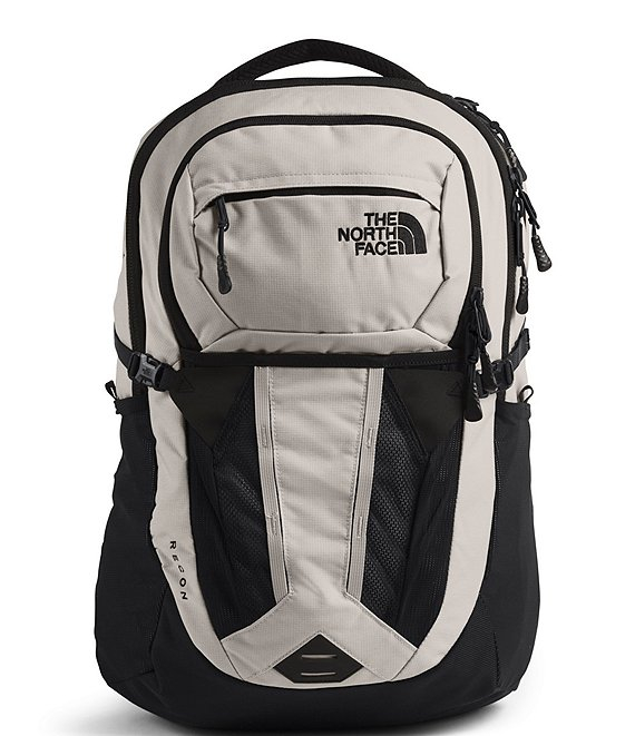 Color:Dove Grey Light Heather/TNF Black - Image 1 - Women's Recon Backpack