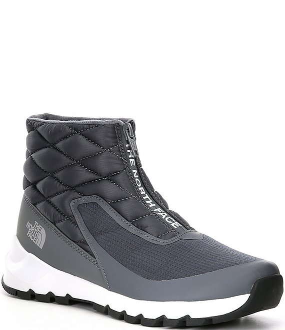 Color:Vanadis Grey/TNF White - Image 1 - Women's ThermoBall™ Progressive Zip Water-Resistant Booties