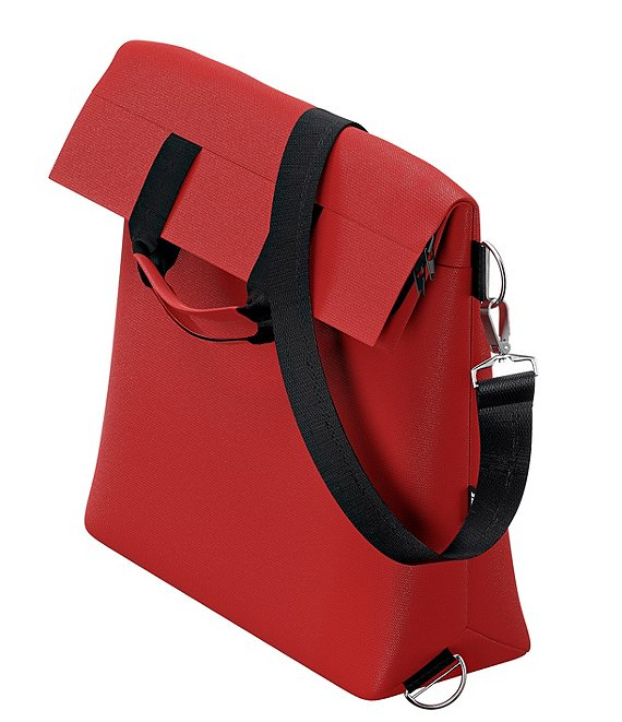 Color:Energy Red - Image 1 - Changing Bag for Sleek Stroller
