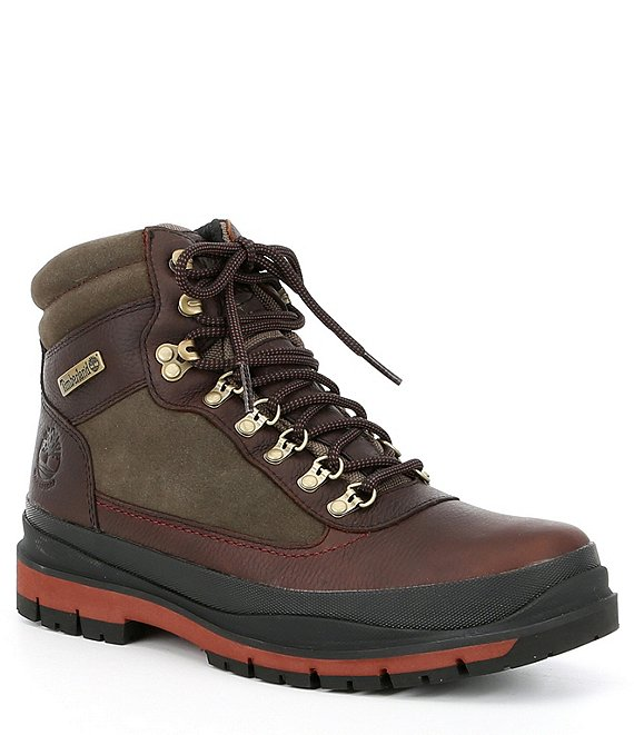 Timberland Men's EarthKeepers 6 in Leather Boot YouTube