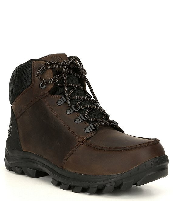 Timberland Men's Snowblades Warm Lined Winter Mid Boot