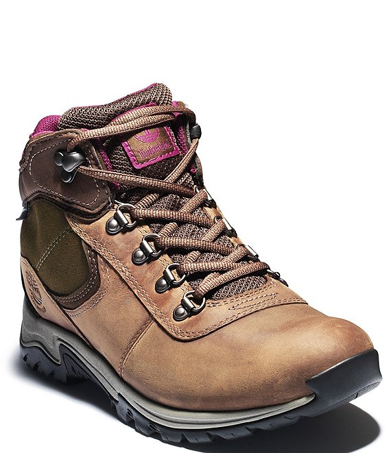 1479c46a191 Timberland Women's Mt Maddsen Mid Waterproof Hiking Boots