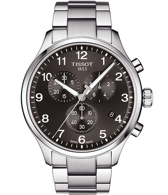 Color:Silver - Image 1 - Chrono XL Watch