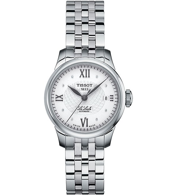 Color:Silver - Image 1 - Le Locle Automatic Lady Watch