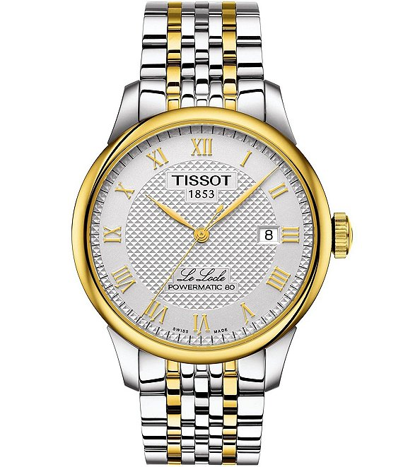 Tissot Le Locle Powermatic 80 Watch
