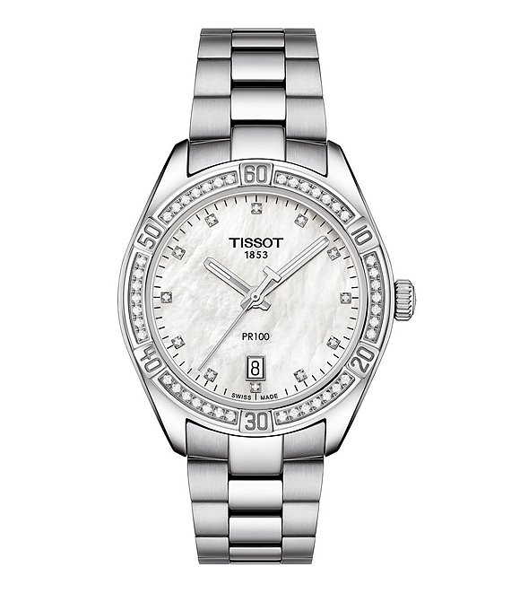 Tissot PR 100 Lady Chic Special Edition Watch