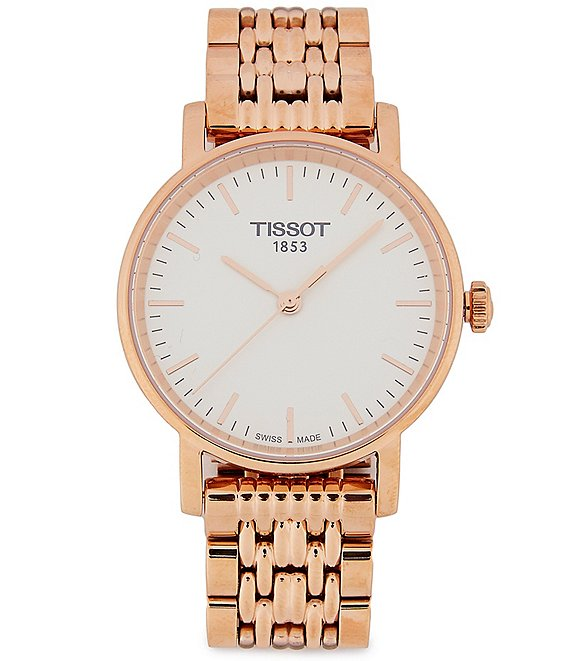 Tissot T-Classic Everytime Analog Bracelet Watch