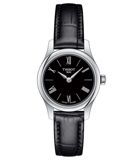 Color:Black - Image 1 - Tradition 5.5 Lady Analog Watch
