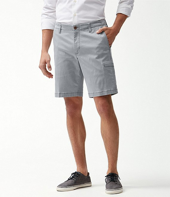 Color:Bala Shart - Image 1 - Big & Tall Boracay 10#double; and 11#double; Inseam Cargo Shorts