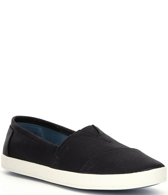 TOMS Avalon Canvas Sneakers | Dillard's