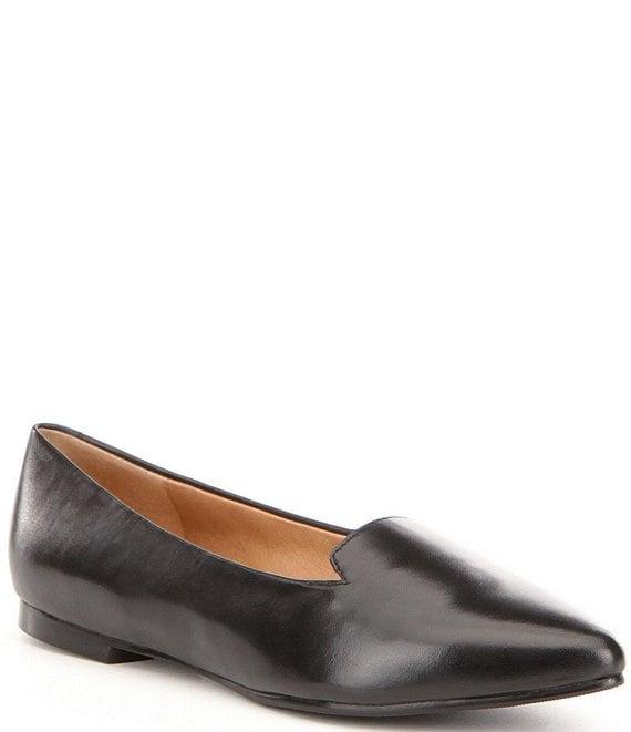 5ee0fcfa46f Trotters Harlowe Leather Flats