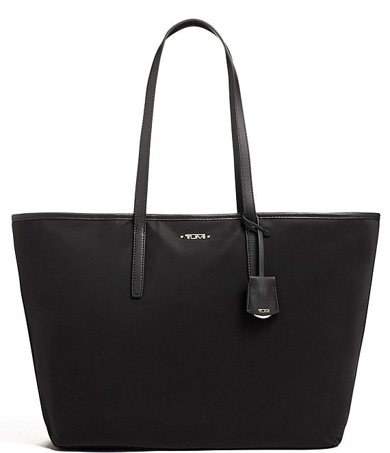 Color:Black - Image 1 - Voyageur Everyday Tote Bag