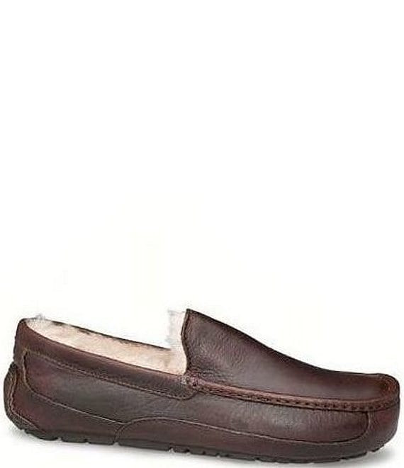 Ugg Ascot Men S Leather Slippers
