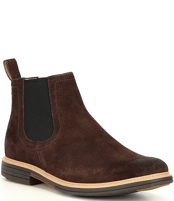 Color:Stout - Image 1 - UGG® Men's Baldvin Leather Boots