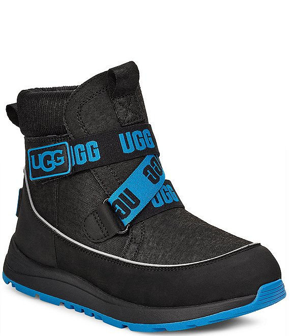 Color:Black - Image 1 - UGG® Kids' Tabor Waterproof Boots (Toddler)