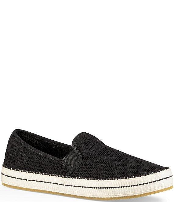 UGG® Bren Cotton Mesh Slip-On Sneakers