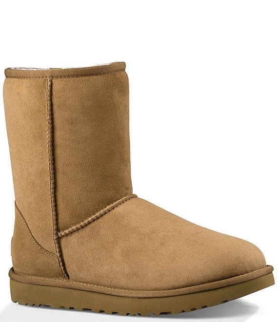 21631bcb329ed UGG® Classic Short II Suede Boots