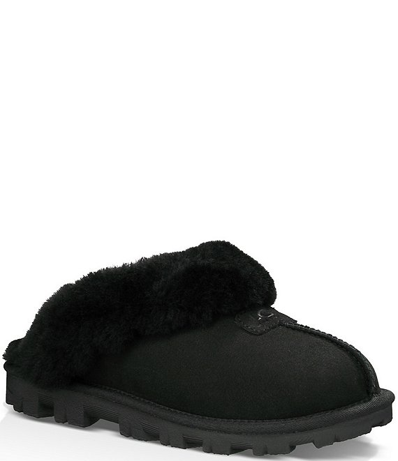 5473d1296f0 UGG® Coquette Suede Slippers