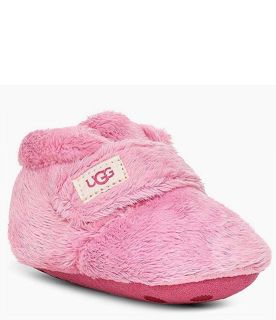 cbee5dacb98 UGG Girls' Bixbee Crib Shoe