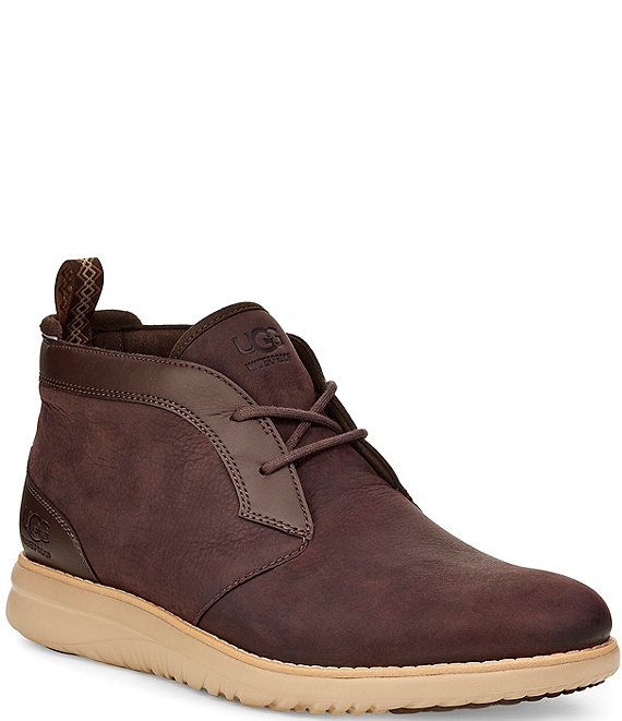 Color:Stout - Image 1 - UGG® Men's Union Waterproof Chukka