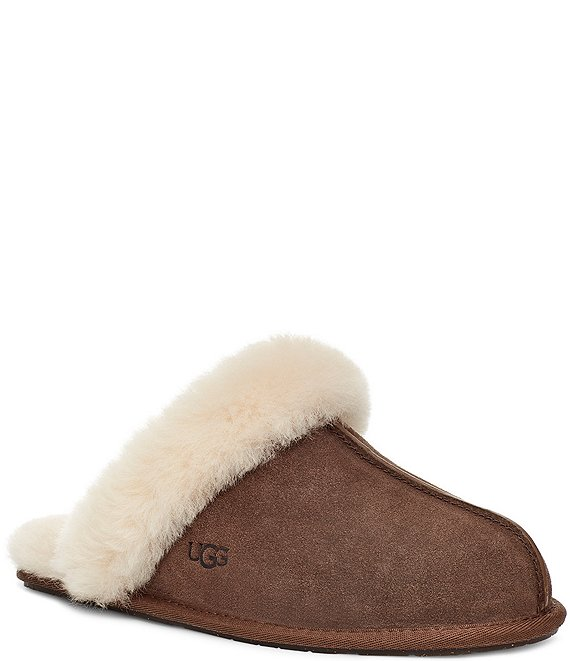 UGG® Scuffette II Suede Slippers