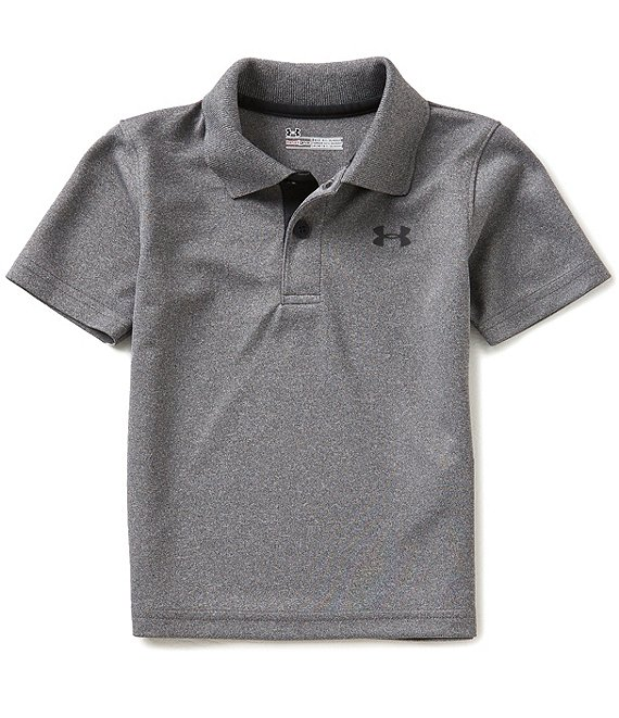 7486122e Under Armour Baby Boys 12-24 Months Short-Sleeve Polo Shirt