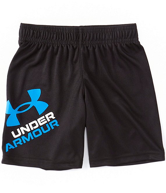 Under Armour Little Boys 2T-7 UA Prototype Symbol Shorts