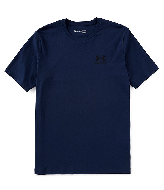 Under Armour Sportstyle Left Chest Logo Loose HeatGear® Charged Cotton T-Shirt