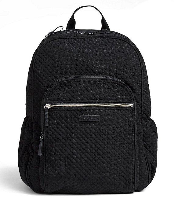 Color:Classic Black - Image 1 - Iconic Campus Backpack
