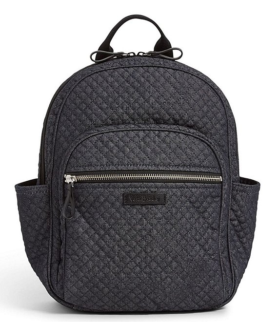Vera Bradley Iconic Small Quilted Backpack